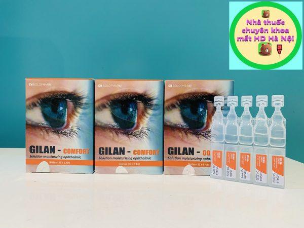 Gilan Comfort 0.18% 30 ống 0.4ml