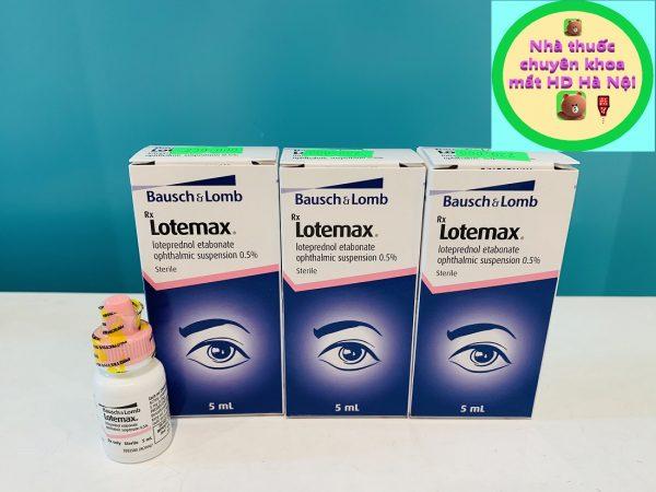 Lotemax 0.5% 5ml