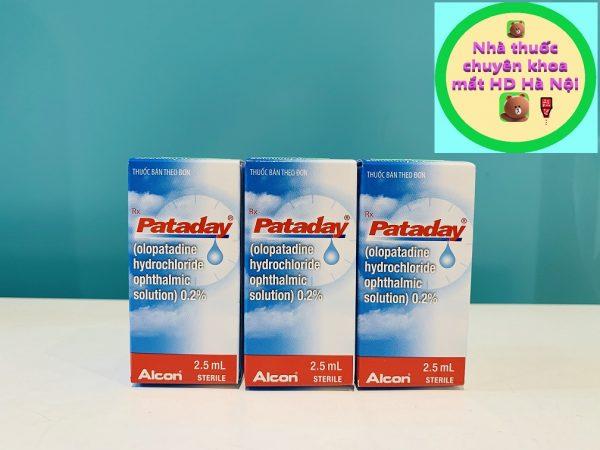 Pataday 0.2% 2.5ml