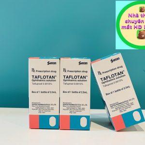 Taflotan 0.0015% 2.5ml