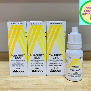 Alcaine 0.5%